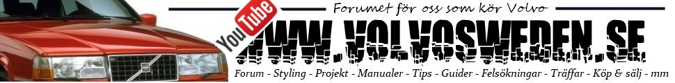 Volvosweden.se volvo forum